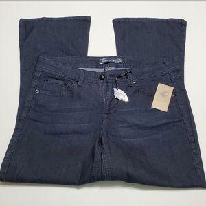 Source of Wisdom Navy Blue Demin Jeans
